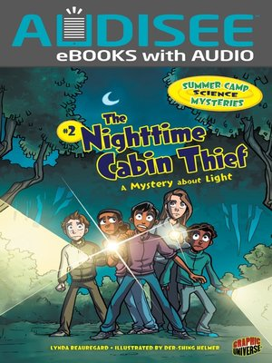 cover image of The Nighttime Cabin Thief